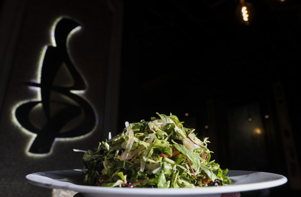 Brassica Salad at West Ybor Barterhouse, 1811 N 15th St, on Wednesday, Feb. 12, 2020 in Tampa.